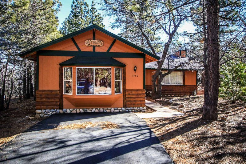 1525-Angel's Camp - 1525-Angel's Camp - Big Bear City - rentals