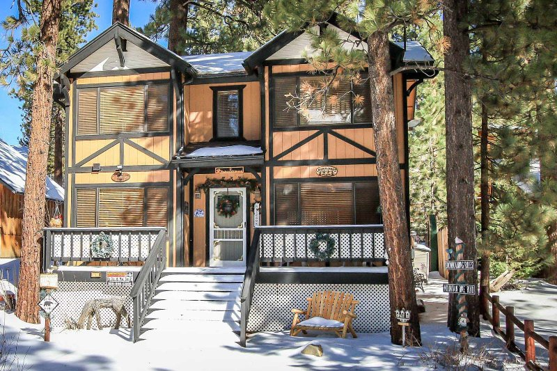878-Bear Mountain Escape - 878-Bear Mountain Escape - Big Bear Lake - rentals