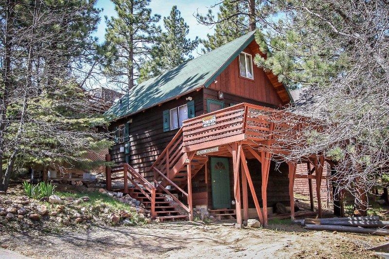1154-Bonita Cabin - 1154-Bonita Cabin - Big Bear Lake - rentals