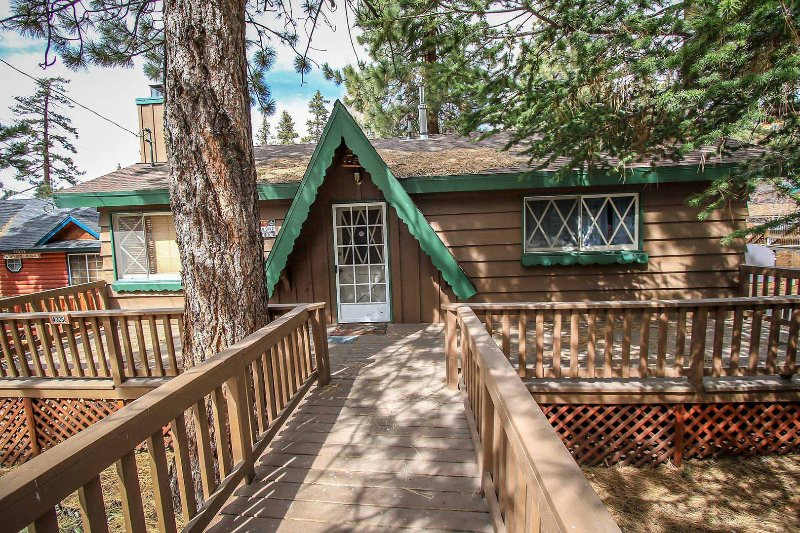 1159-Fun Time Retreat - 1159-Fun Time Retreat - Big Bear Lake - rentals