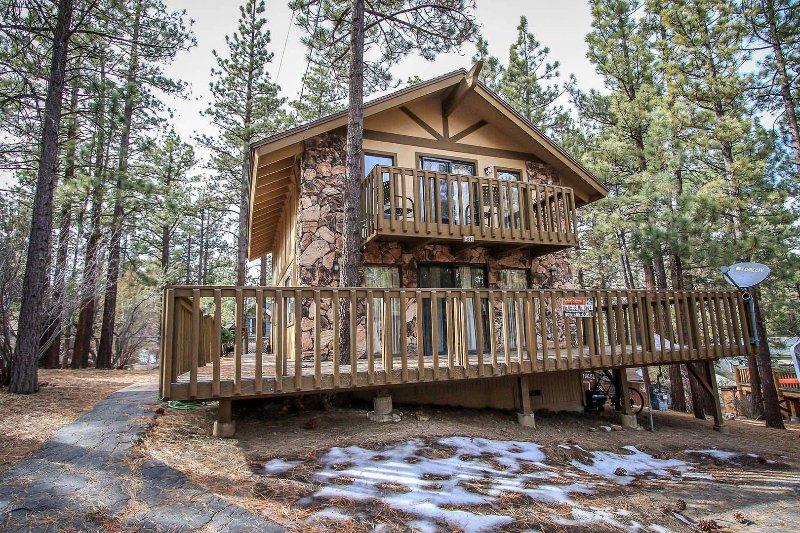 1233-Nestled Within the Trees - 1233-Nestled Within the Trees - Big Bear City - rentals