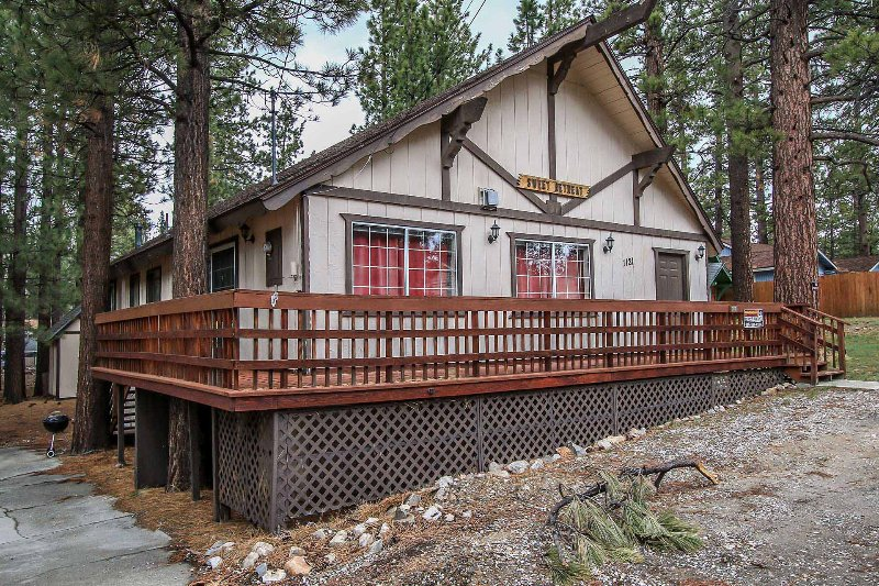1257-Beary Sweet Retreat - 1257-Beary Sweet Retreat - Big Bear City - rentals