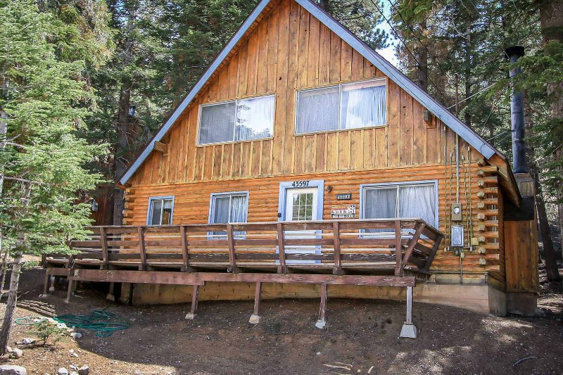 1297-Canyon Log Retreat - 1297-Canyon Log Retreat - Big Bear Lake - rentals
