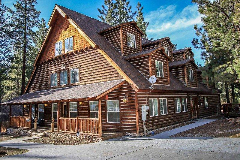 1373-Four Seasons Chalet - 1373-Four Seasons Chalet - Big Bear Lake - rentals