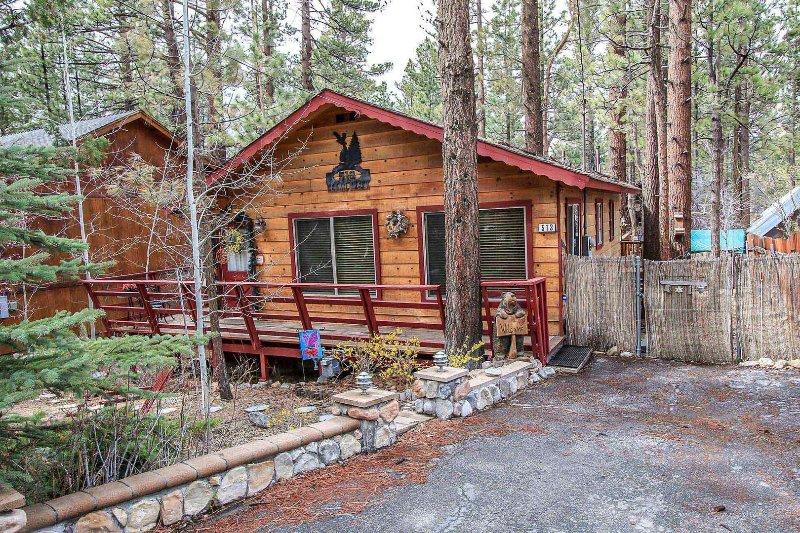 1416-Cedar Creek - 1416-Cedar Creek - Big Bear City - rentals