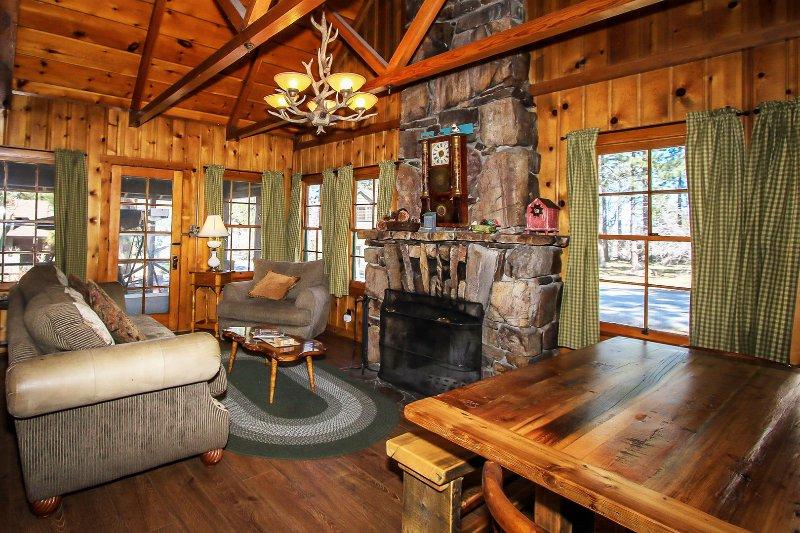 1421-Abe's Amazing Cabin - 1421-Abe's Amazing Cabin - Big Bear Lake - rentals