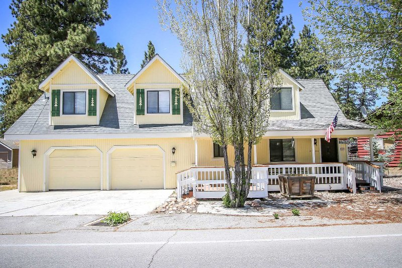 1452-Forest Winds - 1452-Forest Winds - Big Bear Lake - rentals