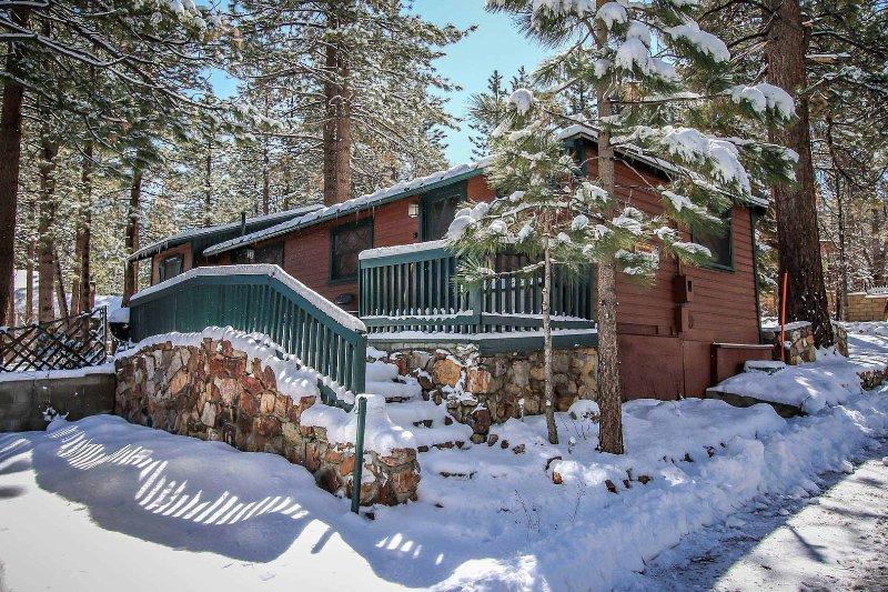 1453-Merced  Cottage - 1453-Merced  Cottage - Big Bear Lake - rentals