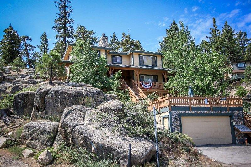1465-Boulder Bear Lake House - 1465-Boulder Bear Lake House - Big Bear Lake - rentals