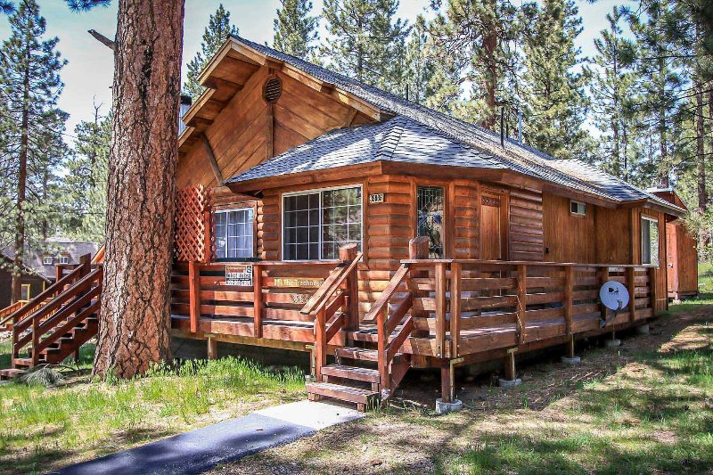 1473-Forest Treehouse - 1473-Forest Treehouse - Big Bear Lake - rentals