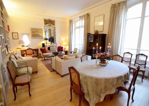 Living room - Paris Apartment with 2 Bedrooms at Rodin Museum - Paris - rentals