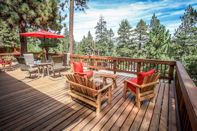 1558-Casita De Sergio - 1558-Casita De Sergio - Big Bear Lake - rentals