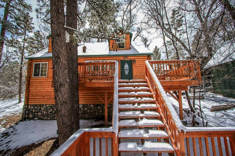 537-Nine Pines Lodge - 537-Nine Pines Lodge - Big Bear City - rentals