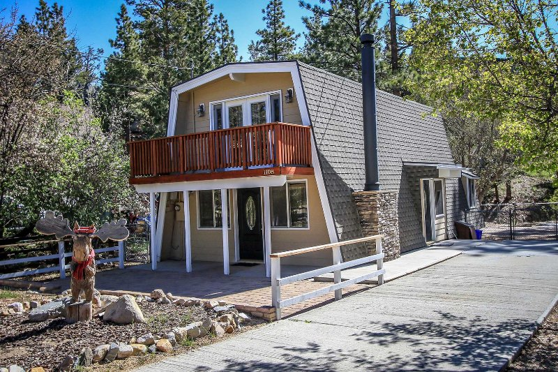 1604-Moose Wonder - 1604-Moose Wonder - Big Bear City - rentals