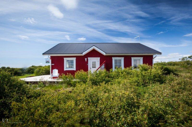 Stóraborg, luxury cabin near Snæfellsnes - Image 1 - Borgarnes - rentals