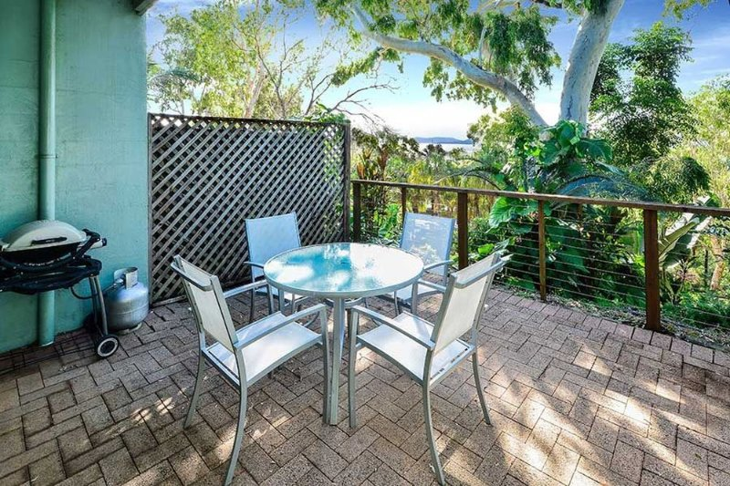 Patio - Sunset Waters 15 - Hamilton Island - rentals