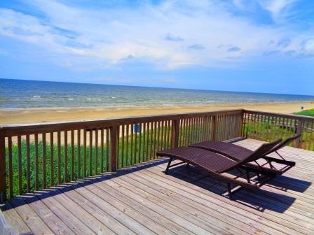 ON THE BEACH - Image 1 - Galveston - rentals