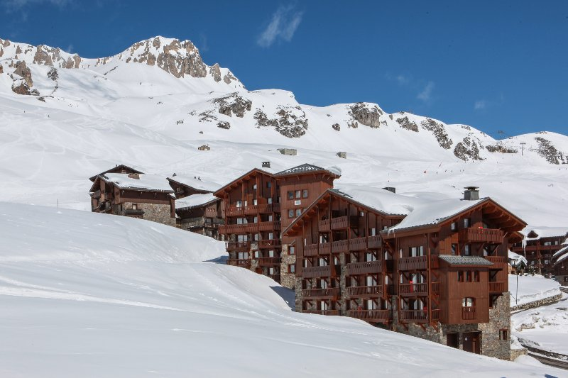 Apartment Orange - Image 1 - Tignes - rentals