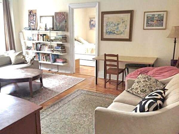 Living Room - Sunny Spacious Great Neighborhood! - Brooklyn - rentals