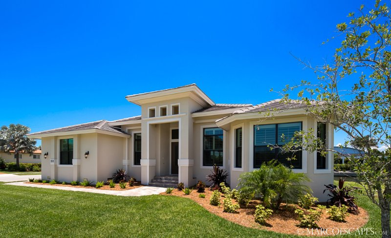 BEACHWALK - On the Waterfront, One Block to Beach! - Image 1 - Marco Island - rentals