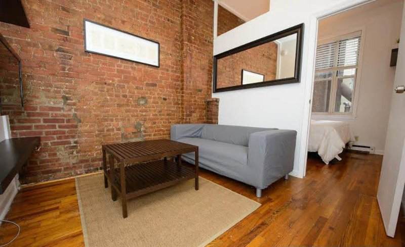 SoHo Apartment With 2 Bedrooms and 1 Bathroom - Image 1 - Newark - rentals