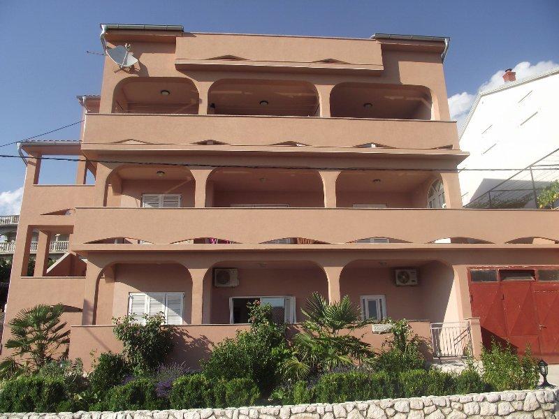 house - 4115  A2 mali (2+1) - Novi Vinodolski - Novi Vinodolski - rentals