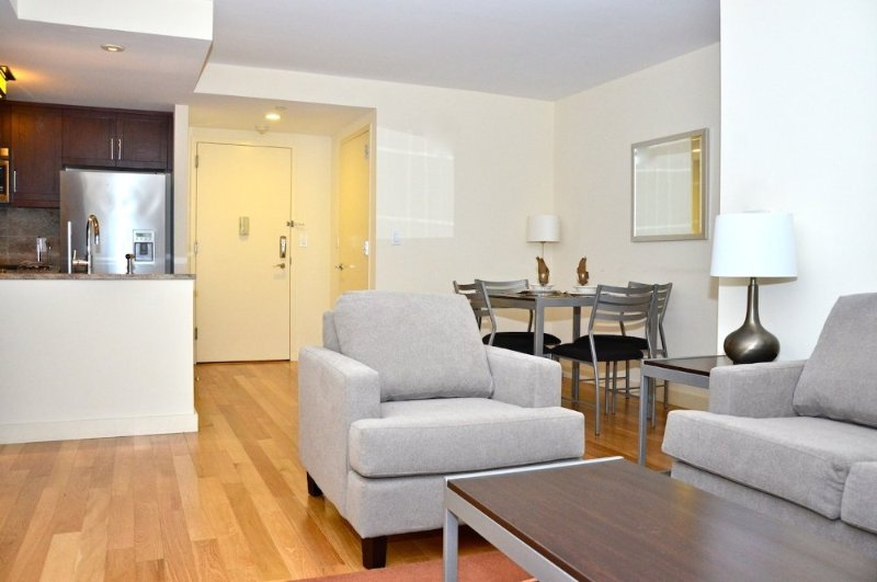 WINSOME 1 BEDROOM 1 BATHROOM FURNISHED APARTMENT - Image 1 - Boston - rentals