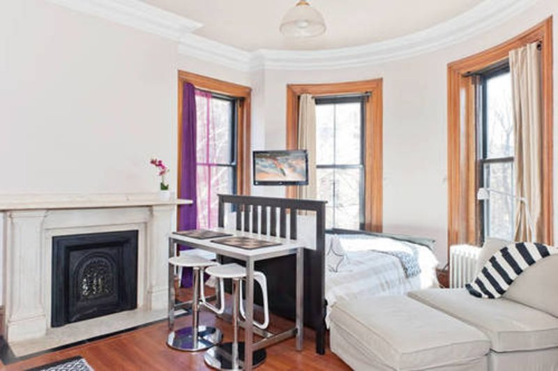 LOVELY, CLEAN AND FURNISHED STUDIO APARTMENT - Image 1 - Boston - rentals