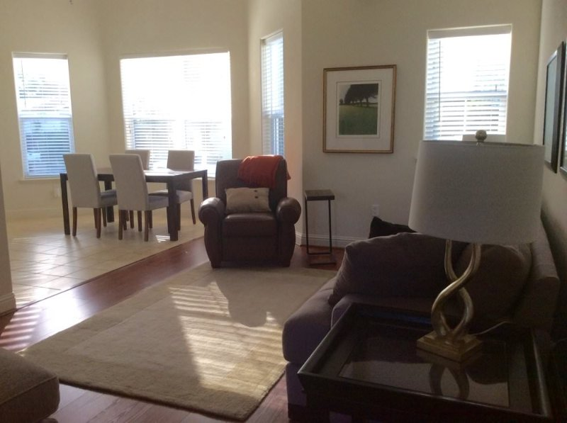 Furnished 3-Bedroom Condo at Geyserville Ave & School House Ln Geyserville - Image 1 - Geyserville - rentals