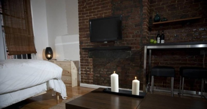 Furnished Studio Apartment at Spring St & Mulberry St New York - Image 1 - New York City - rentals