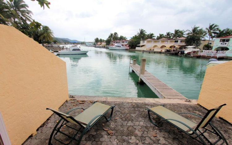 Villa 419A - Image 1 - Jolly Harbour - rentals