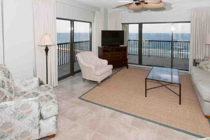 The Palms 801 - Image 1 - Orange Beach - rentals