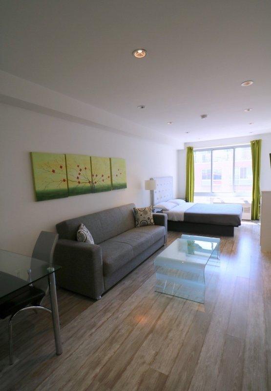 Cozy Studio New York Apartment - Image 1 - Weehawken - rentals