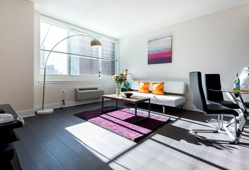 Superb Design - Bright Studio Apartment in Jersey City - Image 1 - Jersey City - rentals