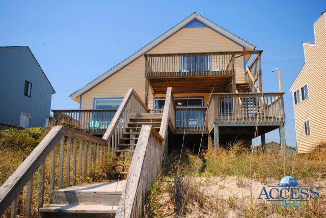 Sundance-Oceanfront Side - Sundance - Surf City - rentals