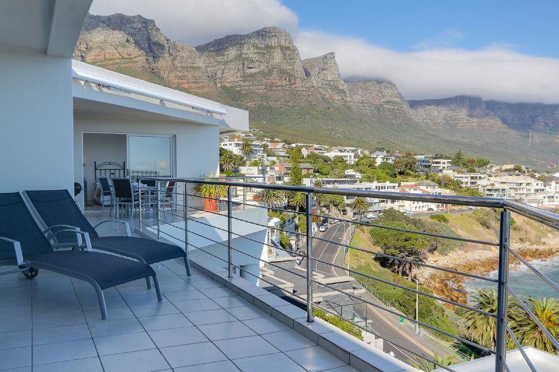 Camps Bay Terrace Penthouse - Image 1 - Camps Bay - rentals