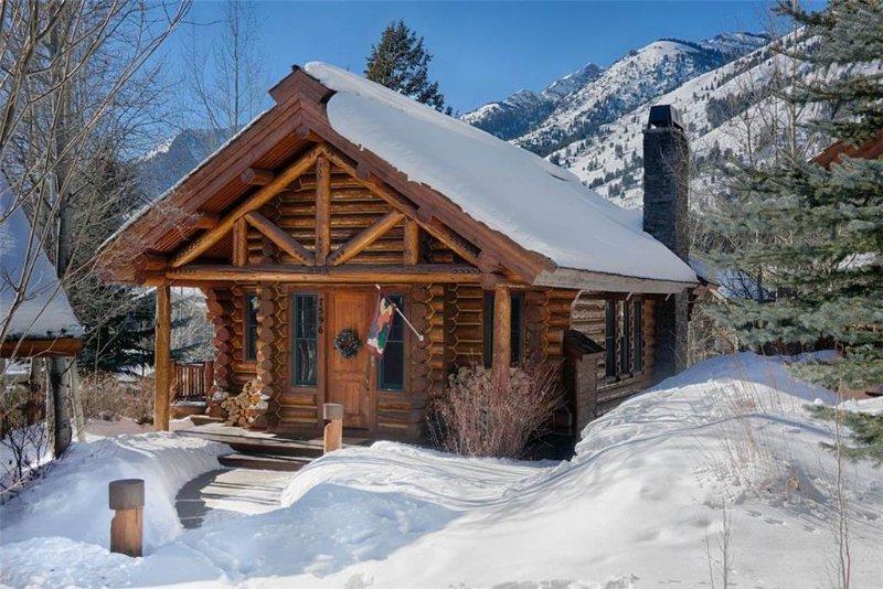 2br/2.5ba Granite Ridge Cabin #7596 - Image 1 - Teton Village - rentals