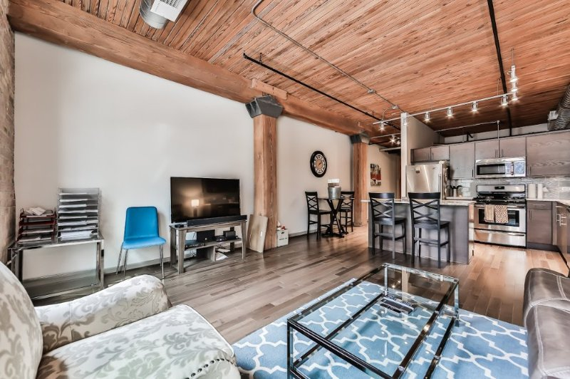 Furnished 1-Bedroom Apartment at E Illinois St & N McClurg Ct Chicago - Image 1 - Chicago - rentals