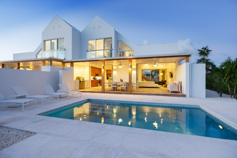 NEW 3 bedroom Luxury Villa steps to Grace Bay - Image 1 - Grace Bay - rentals