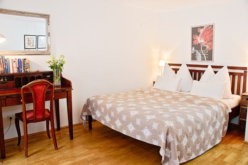 (5) Comfortable Studio, Great Location - Image 1 - Salzburg - rentals