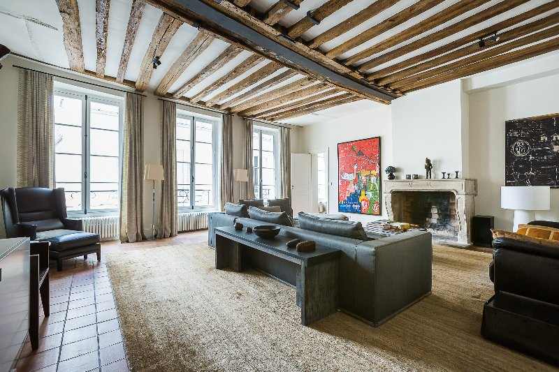 One Fine Stay - Rue des Rosiers  apartment - Image 1 - Paris - rentals