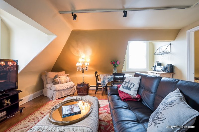 Furnished 2-Bedroom Apartment at 19th St NW & Biltmore St NW Washington - Image 1 - District of Columbia - rentals