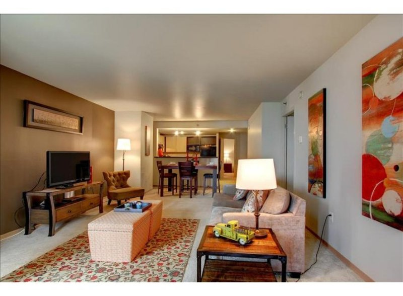 Furnished 2-Bedroom Apartment at 1st Ave & University St Seattle - Image 1 - Seattle - rentals