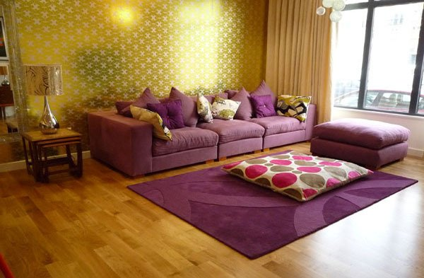 Vibrant and contemporary apartment close to Oxford Street - Image 1 - London - rentals