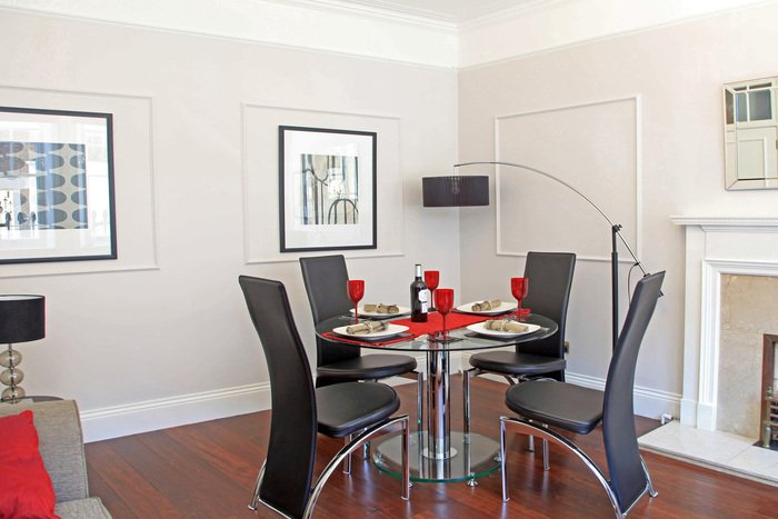 Modern Japanese-inspired apartment- Kensington - Image 1 - London - rentals