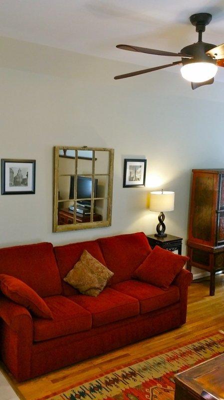 Furnished 1-Bedroom Apartment at East Capitol St NE & 2nd St NE Washington - Image 1 - Washington DC - rentals