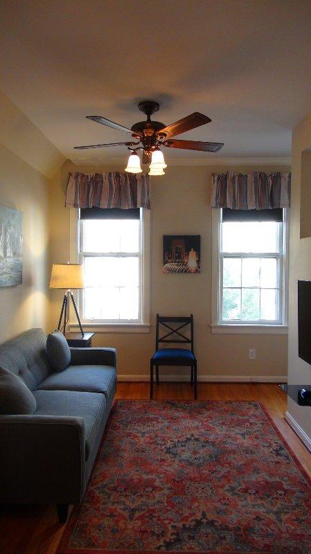 Furnished 1-Bedroom Apartment at E Capitol St SE & 3rd St NE Washington - Image 1 - Washington DC - rentals