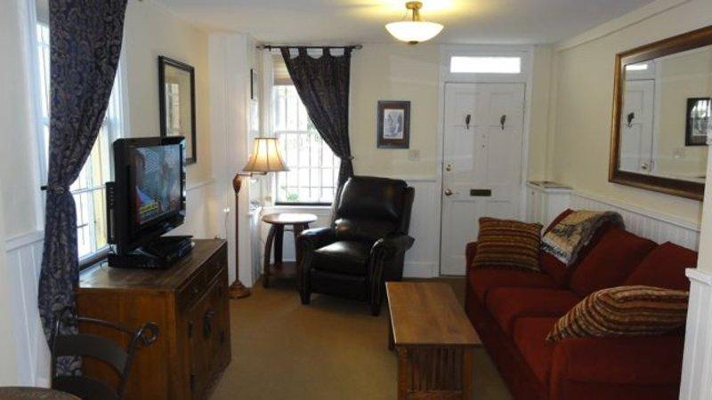 Furnished 1-Bedroom Apartment at A St NE & Millers Ct NE Washington - Image 1 - Washington DC - rentals