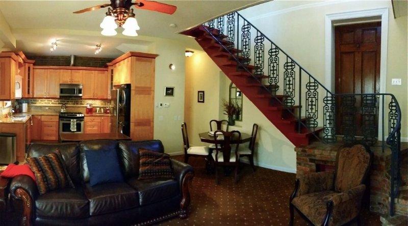 Furnished 2-Bedroom Apartment at A St NE & Millers Ct NE Washington - Image 1 - Washington DC - rentals