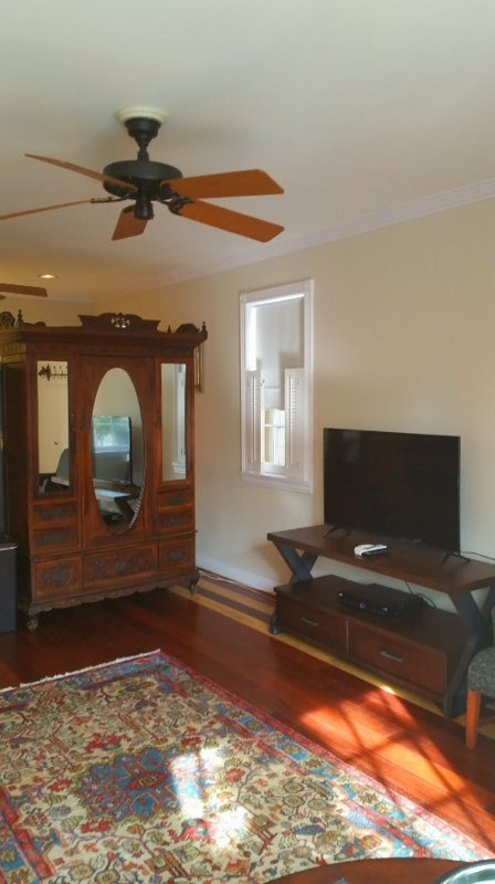 Furnished Studio Apartment at 4th St NE & A St NE Washington - Image 1 - Washington DC - rentals